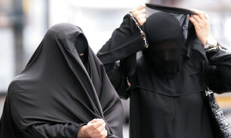 ISIS Bans Burkas Because They're A 'Security Risk' http://www.toomanly.com/7022/isis-bans-burkas-because-theyre-a-security-risk/ #ISIS #Burka