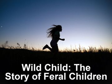 Feral children: Ukrainian wolf girl. Oxana Malaya found living as a dog in Ukraine, now back in civilised society. This is a documentary about her progress