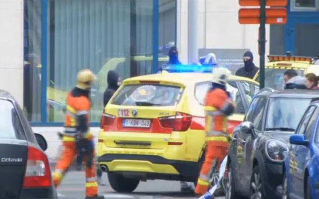 Tα πάντα όλα εδώ News !: «Νεκρή» η πόλη των Βρυξελλών