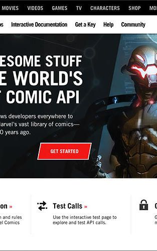 ka pow marvel opens massive comic book images archive and api to fans