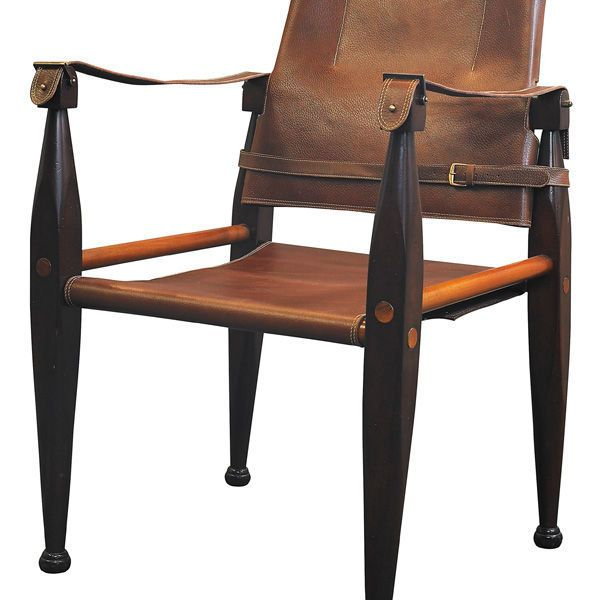 Inspired By The 19th Century Original, This Authentic Models MF041 Colonial  Safari Chair Is A