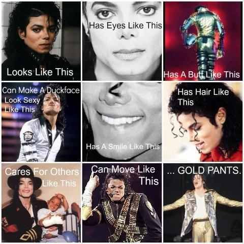 That's our Michael! :)