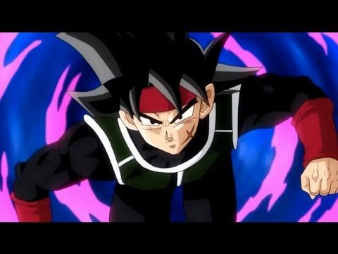 Super Dragon Ball Heroes Animated Opening Bardock Black Cell X