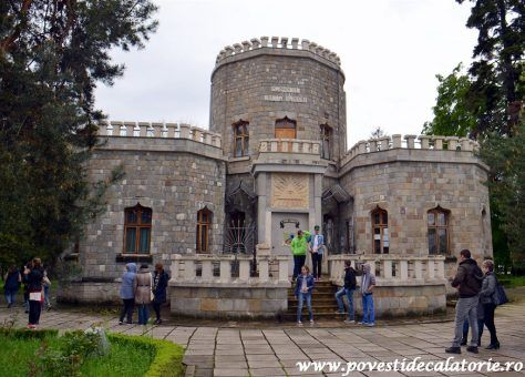 Castelul Iuliei Haşdeu – templul mistic de pe Valea Prahovei