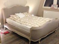 Łóżko Ludwik - a tutaj koncowy efekt - zdjecie zrobione w juz w sypialni klientki :-)