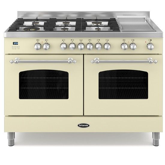 Would love this oven...Hi-LITE 110 dual fuel range cooker from Rangemaster | Range cookers | housetohome.co.uk