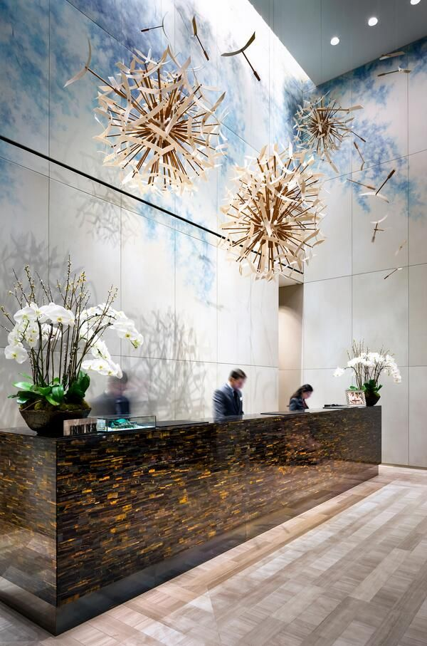 536 best Reception Desks images on Pinterest Reception areas - design aus glas rezeption bilder