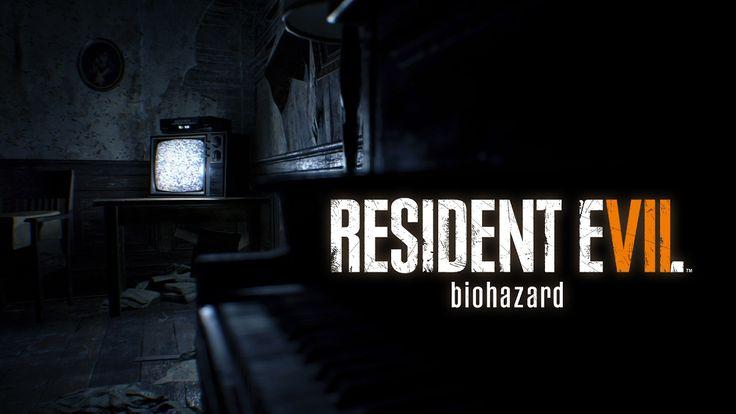 [# 1] Zagrajmy w : Resident Evil 7 - Jest taki samotny dom...