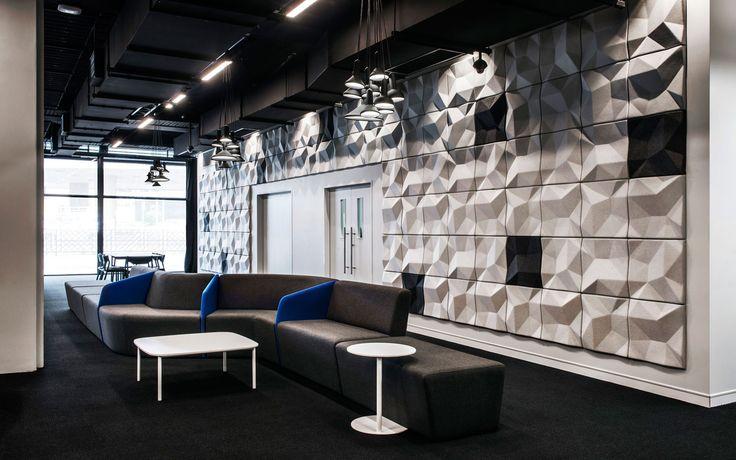 Paramount Sofa by Simon James Design @ Air New Zealand Innovation & Collaboration Centre