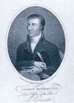 Portrait of George Barrington