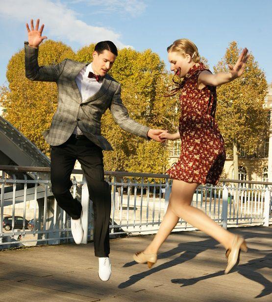 Juliette s'est inscrustée à un cours de Lindy hop, la danse rétro du moment. Verdict ?