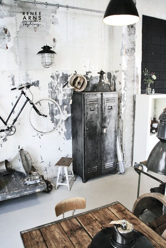 25 beste idee n over tiener loft slaapkamers op pinterest tiener hoogslapers tiener - Deco kooi trap ...