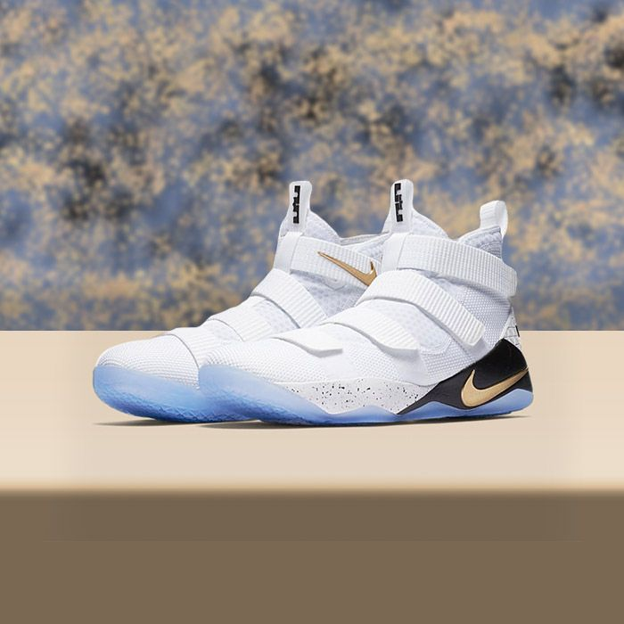 The Nike Lebron Soldier 11's.