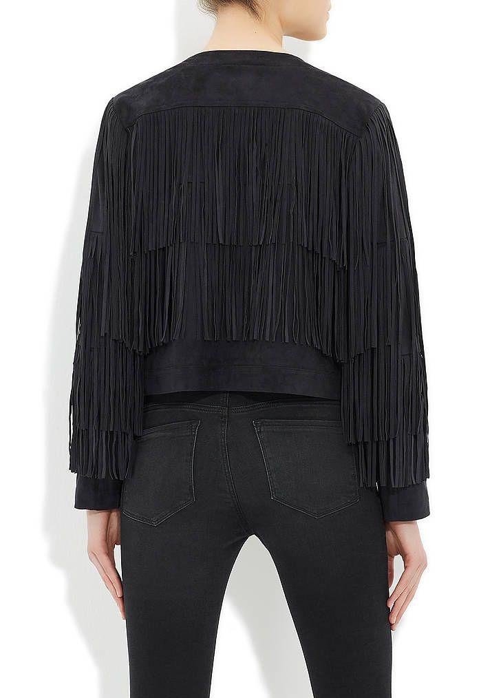 Mavi'nin Urban koleksiyonundan, %100 polyester kadın dokuma ceket