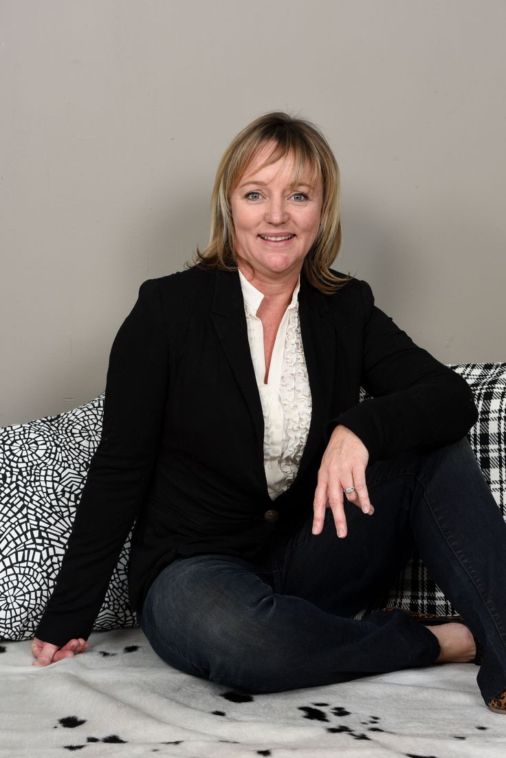 Nicola works front of house in our Johannesburg showroom.