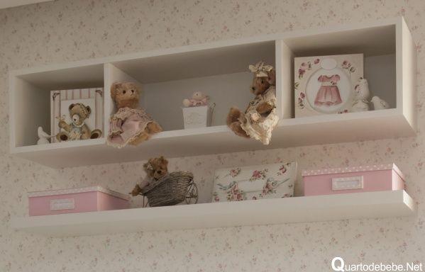 nicho bebê com ursinhos.