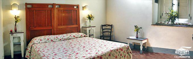 Interno stanza Ulivo (doppia o matrimoniale) - Ulivo room (double or twin)