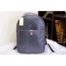 Goyard Backpack 8990 Dark Grey #bagsforsale