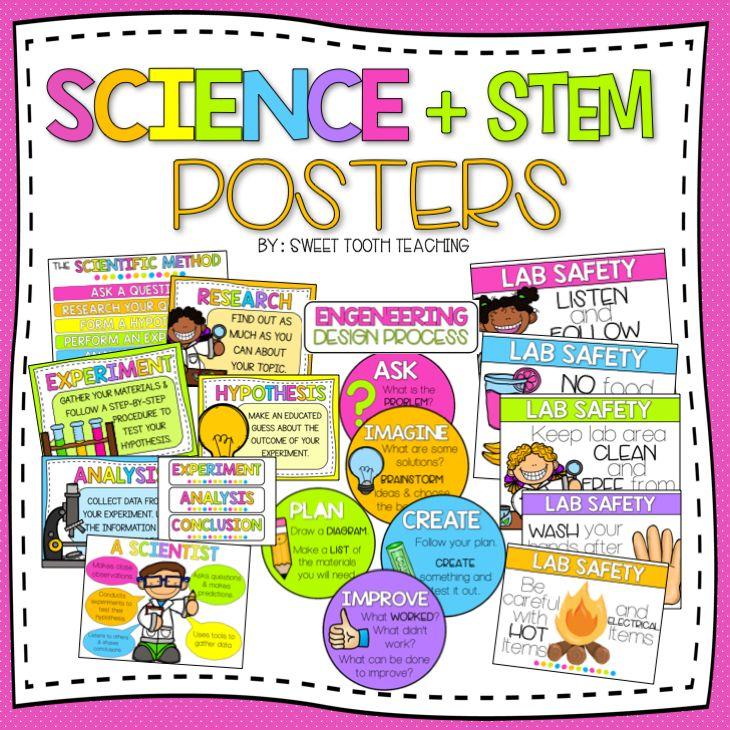 Stem School Poster: 82 Best Images About Sweet Tooth Teaching On Pinterest