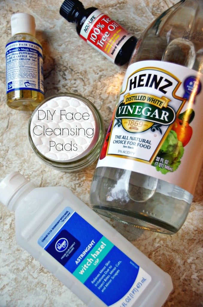 DIY Face Cleaning Pads - Suburbia Unwrapped