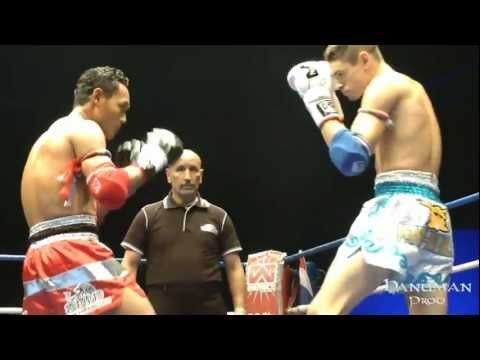 """Best Of Siam 2"" Saenchai vs Damien Alamos -  As a southpaw his fights are a real master class for me. #south_paw"
