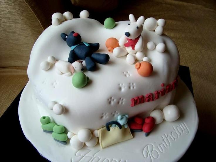 Gaspard et lisa cake