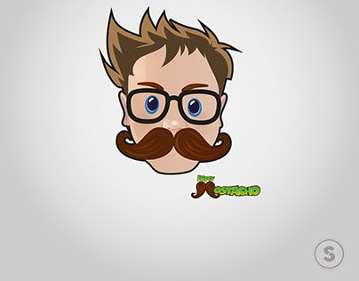 """Check out new work on my @Behance portfolio: """"Mr. Mostacho"""" http://be.net/gallery/43905013/Mr-Mostacho"""