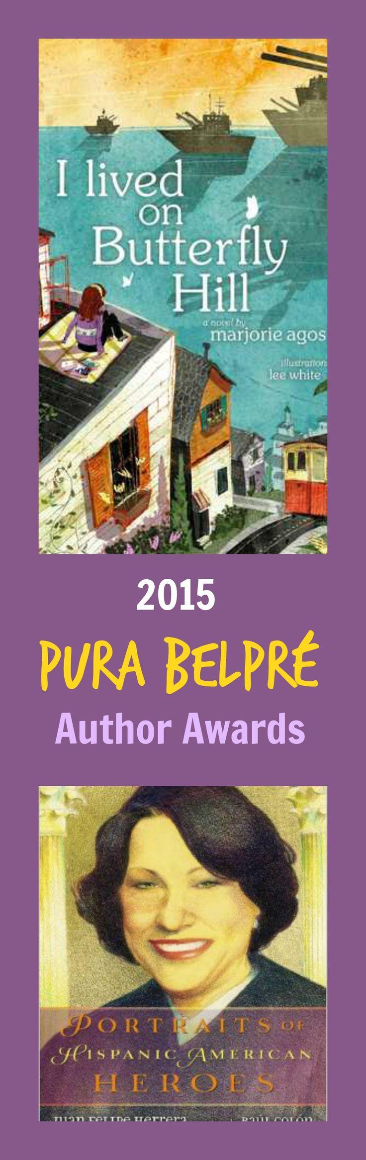 The 2015 Pura Belpr� Award Winner And Honor Book