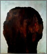 Gracia BARRIOS - Peinture - Cabeza