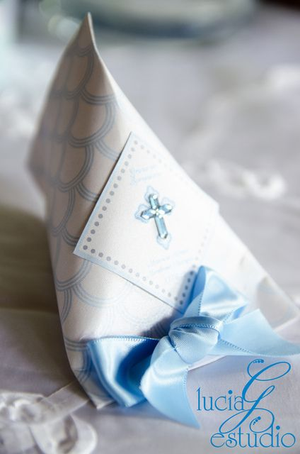 Favors at a Baptism Party #baptism #partyfavors