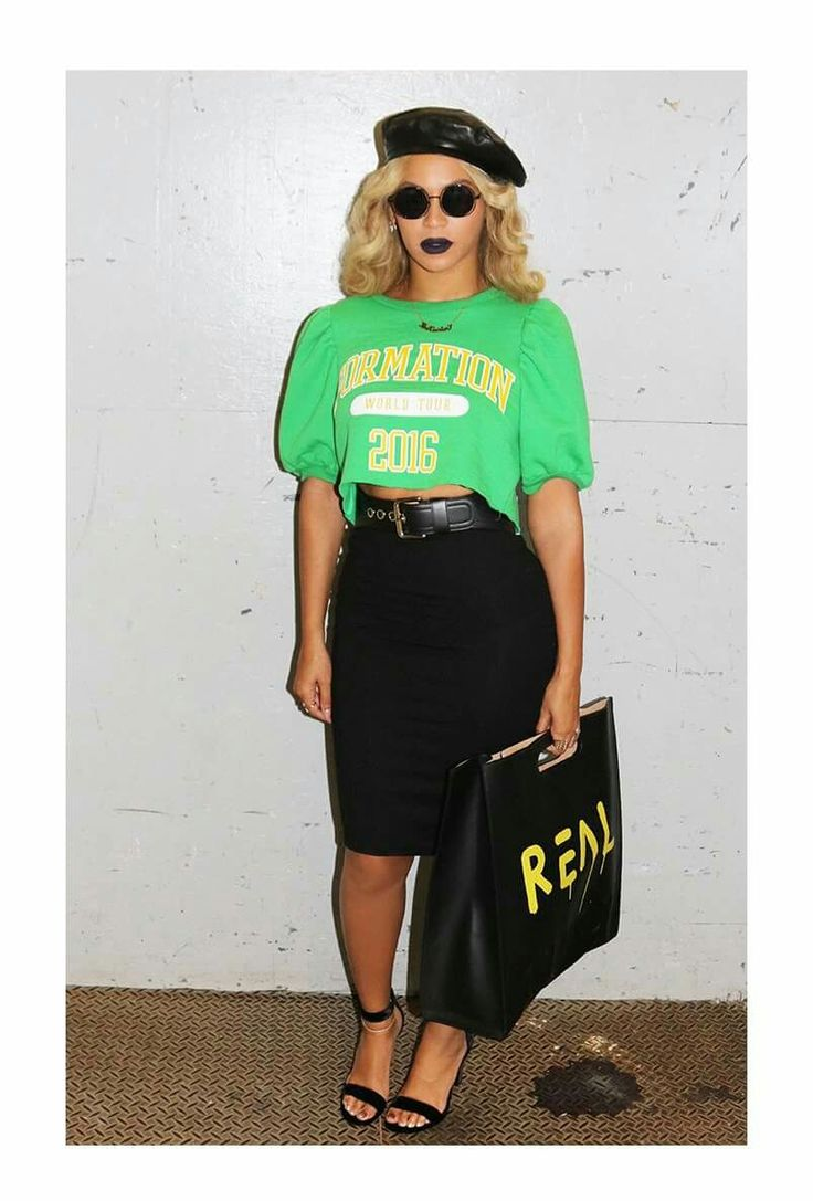 """""""Fashion is instant language"""" Beyonce"""
