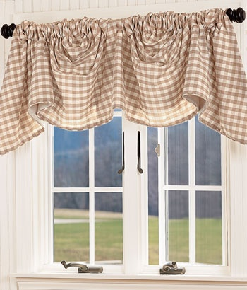 tea curtain vhc cabin curtains nancy nook collections panels window brands by s