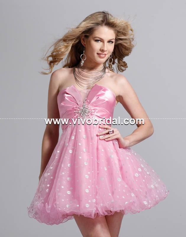 Vivo Bridal - Short Prom Dress PRL-0011