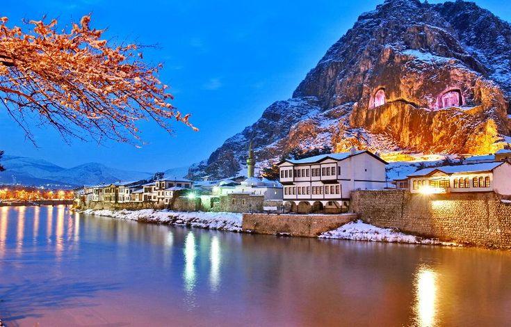 Amasya-Turkey