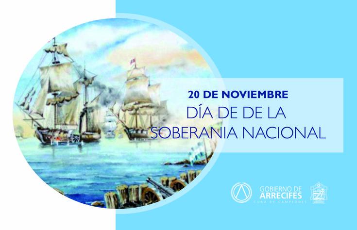"""20 de noviembre: """"Día de la Soberanía Nacional"""""""