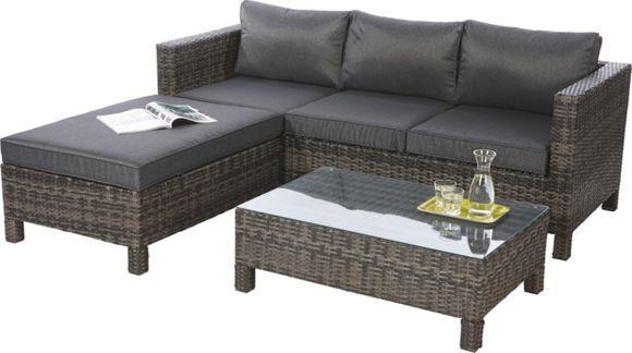 vielseitige gartenm bel zum wohlf hlen auf ihrer ambia. Black Bedroom Furniture Sets. Home Design Ideas