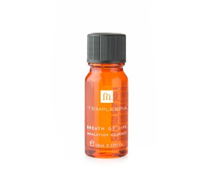 Breath of Life: Aromatherapy Inhalation Essence from Temple Spa