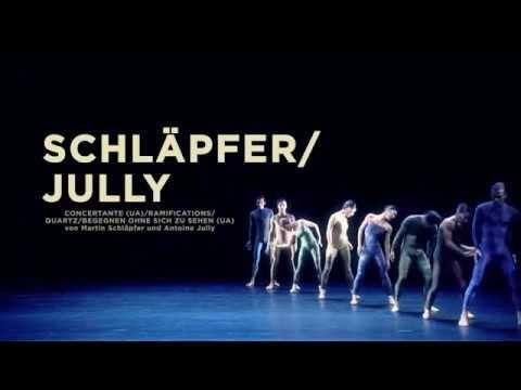 """SCHLÄPFER/JULLY (UA) - Oldenburgisches Staatstheater  CONCERTANTE (UA)/RAMIFICATIONS/QUARTZ/BEGEGNEN OHNE SICH ZU SEHEN (UA) vierteiliger Ballettabend von Martin Schläpfer und Antoine Jully Premiere 03.12.2016 http://ift.tt/2htsMHx Der Schweizer Choreograf und Ballettdirektor Martin Schläpfer ist hochgeehrt und mehrfach ausgezeichnet. Die Fachzeitschrift tanz kürte ihn 2010 zum Choreografen des Jahres"""" seine Compagnie das Ballett am Rhein Düsseldorf/Duisburg gleich dreimal hintereinander in…"""