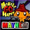 New Games Monkey GO Happy Mayhem from 7Gam.Com, play this now at http://7gam.com/play/monkey-go-happy-mayhem/