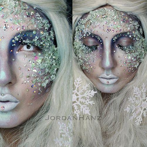 Jordan Hanz Creates Incredibly Looks that Enchant and Frighten #fashion trendhunter.com