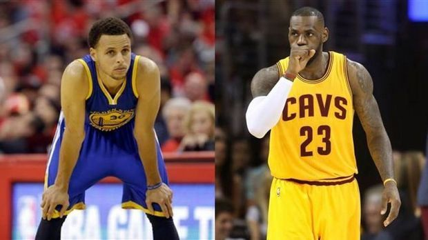 LeBron James vs. Stephen Curry: An NBA Finals superstar showdown for the ages