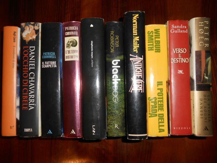 Extrêmement Oltre 25 idee originali per Libri con copertina rigida su  KR49