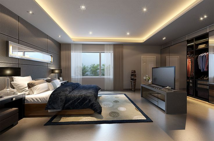 Tata ruang kamar tidur New Regina