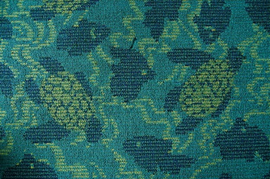 Carpet at Lynden Pindling International Airport, Bahamas (NAS)