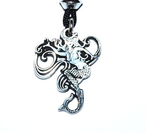 Celtic Goddess of Love: Druid Mermaid Pendant – Celtic Pewter Jewellery