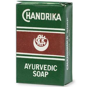 Ayurvedic soap   Chandrika Ayurvedic Soap Product Information by Kailas