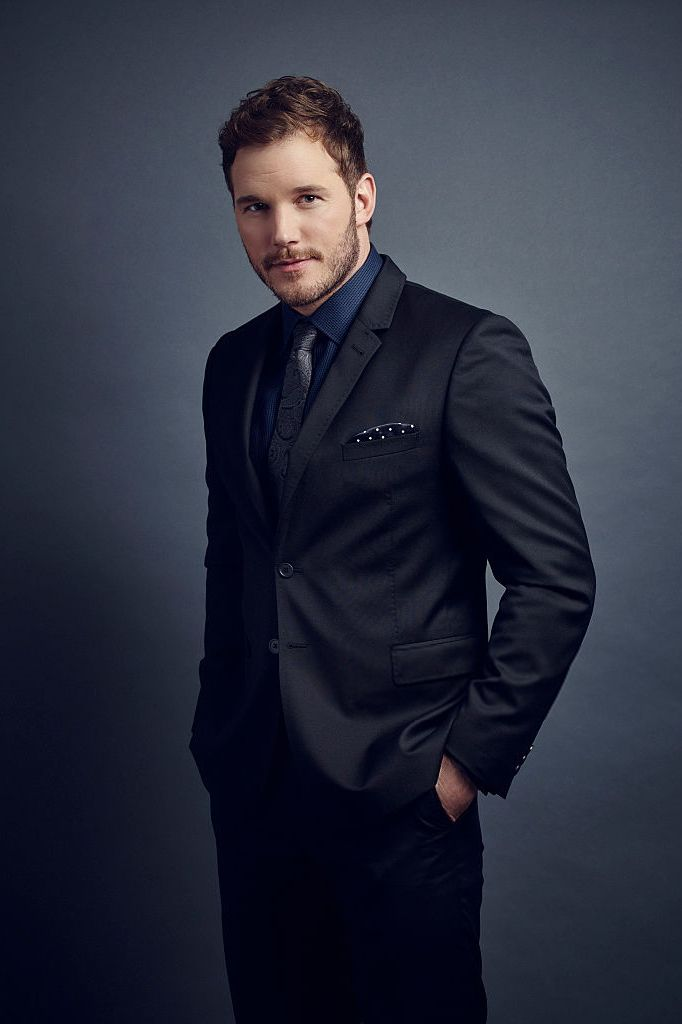 Chris Pratt lookin' good