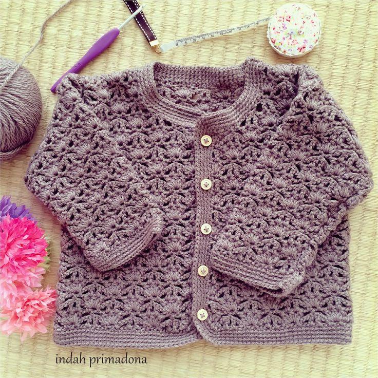 Craftmee: Baby Cardigan