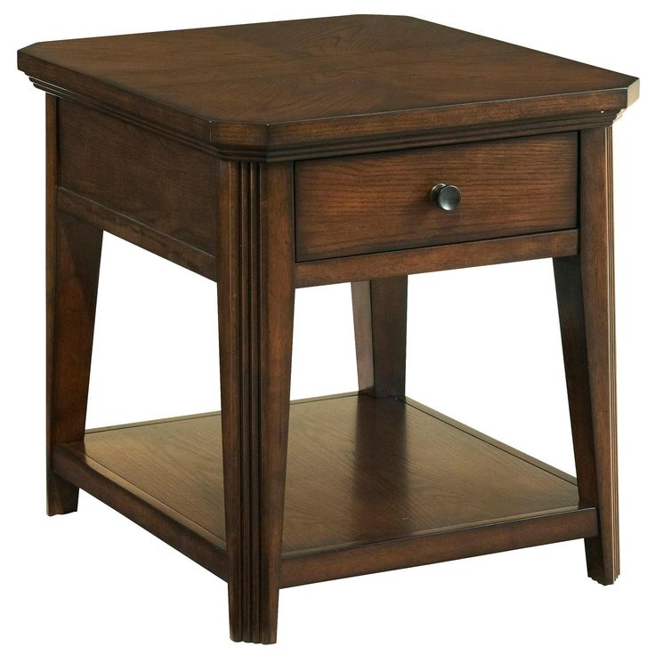 Estes Park Drawer End Table By Broyhill Furniture End