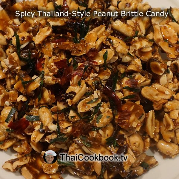 how to make peanut brittle without peanuts